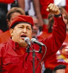 Presidente da Venezuela - Hugo Chávez
