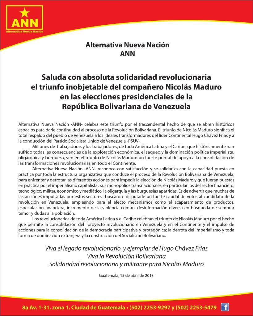 resultados venezuela