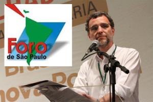 Valter Pomar, dirigente nacional do PT e secretário executivo do Foro de São Paulo (Foto: Arquivo/PT)