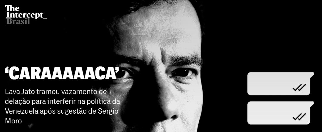 SERGIO MORO VENEZU