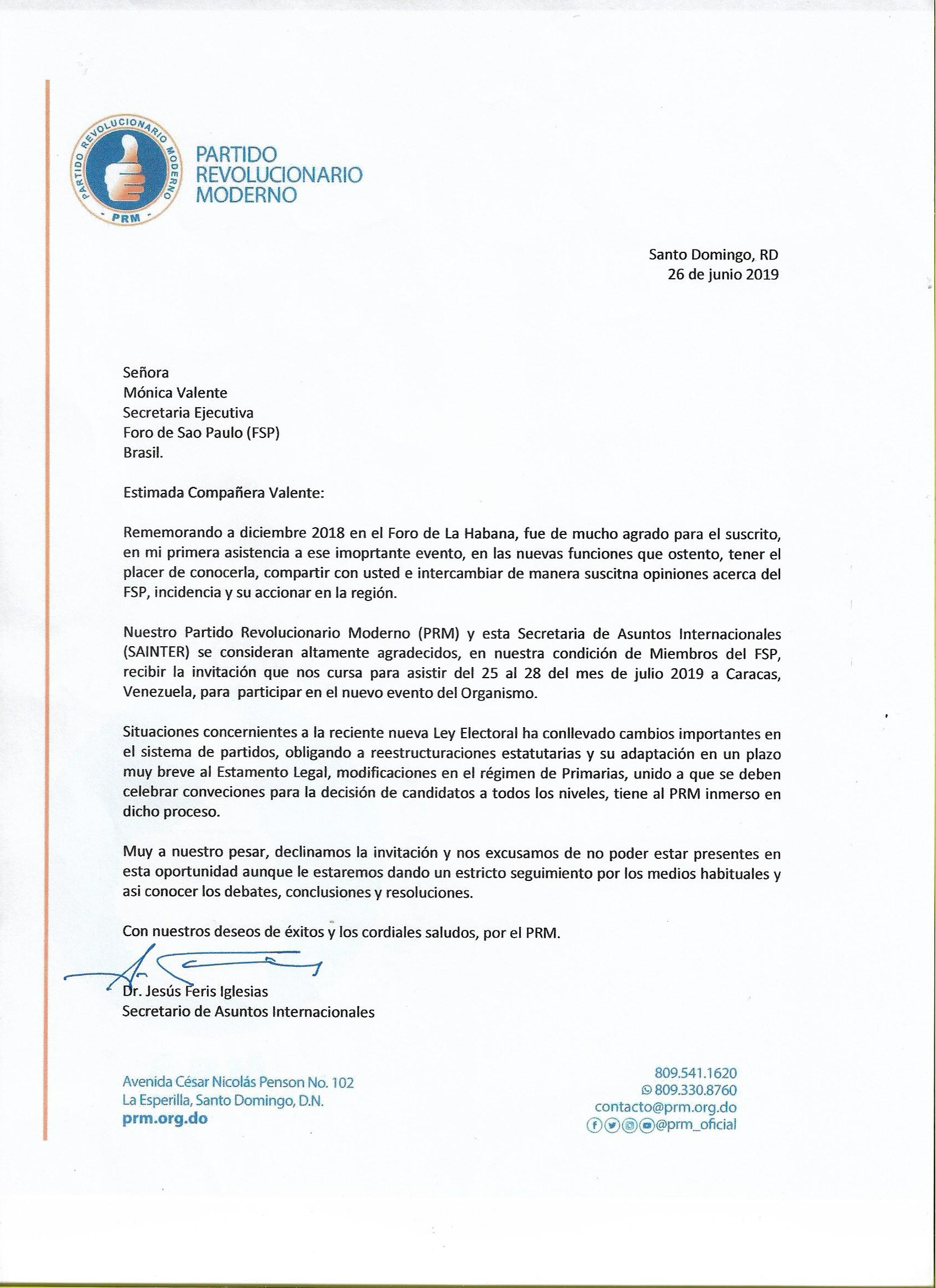 Grupo de Puebla: nueva estructura sustituye al Foro de São
